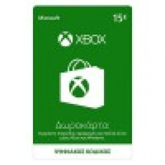 Microsoft Giftcard XBOX Live 15 Euro